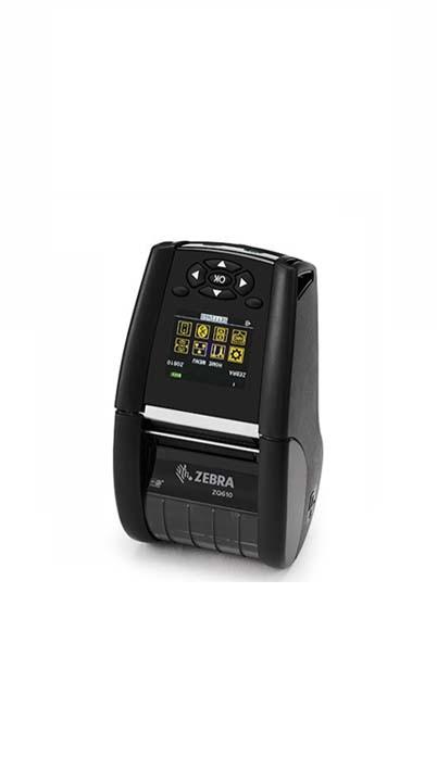 Zebra QL220 Plus Mobile Printer Bluetooth with Battery
