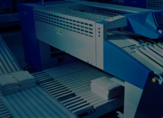 Laundries control with RFID technology