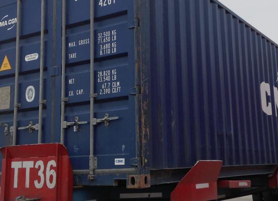 Control de contenedores con RFID